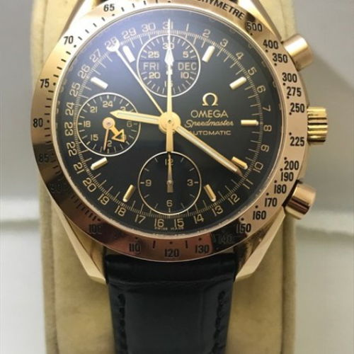 negozio online 85ac3 558a0 Omega Speedmaster Day Date Chronograph Rose gold 3623.50.01